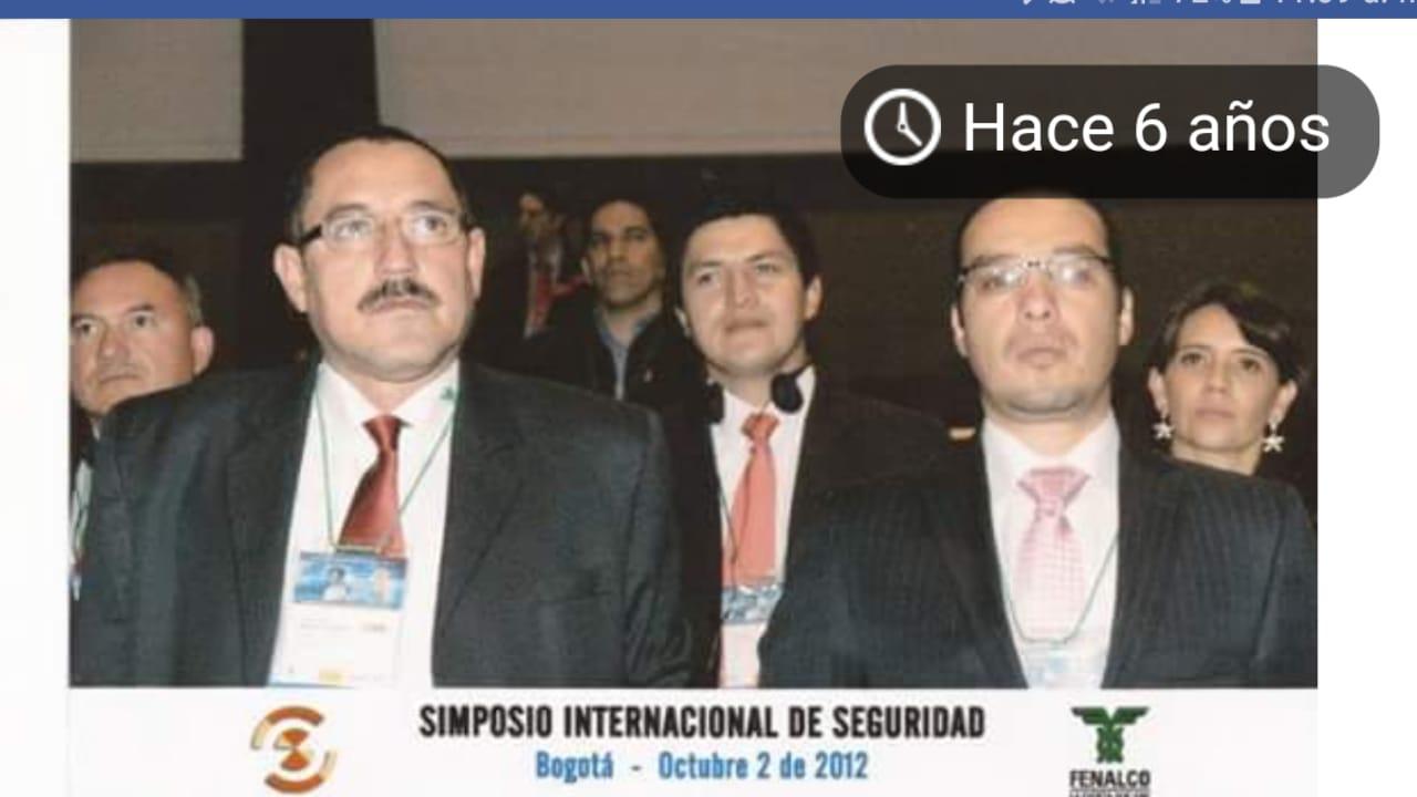 SIMPOSIO INTERNACIONAL DE SEGURIDAD