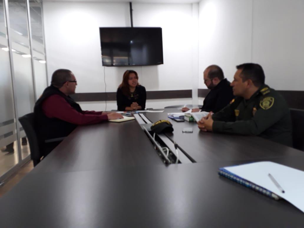 APLICACIÓN DEL NUEVO CÓDIGO DE POLICÍA – SUPERINTENDENCIA – RED DE APOYO – CEFORVIG Ltda.