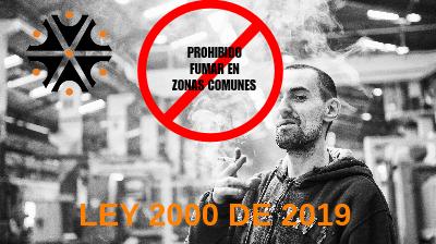 LEY QUE PROHÍBE EL CONSUMO DE DROGAS