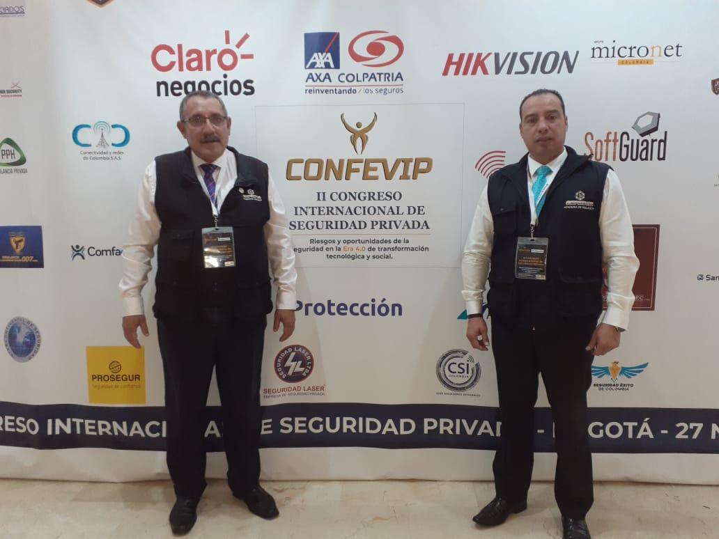 II congreso Internacional de seguridad privada – CEFORVIG Ltda.