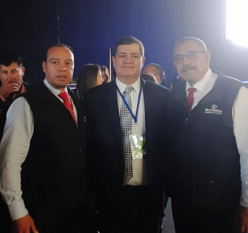 Celebración día de la seguridad y día del Guarda – CEFORVIG – Corferias