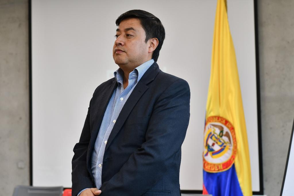 EDWIN GONZÁLEZ MORENO – Superintendente Delegado para el Control