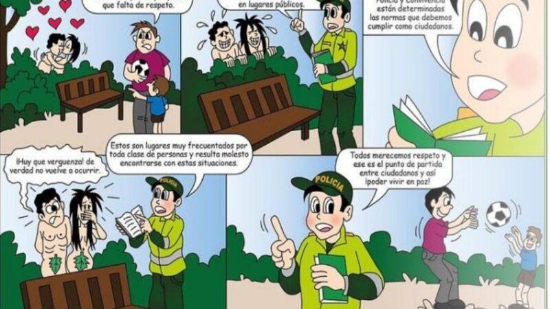 ART 33 CODIGO DE CONVIVENCIA